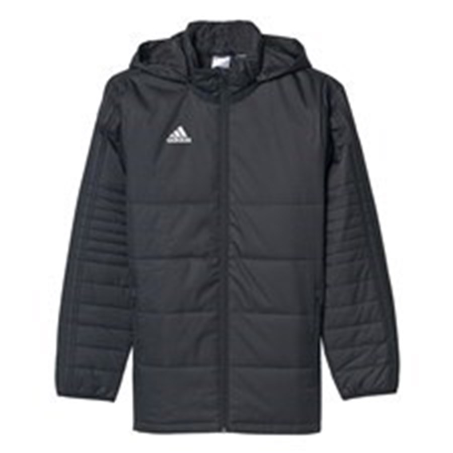 Adidas Tiro 17 Winter Jacket (Black/White)
