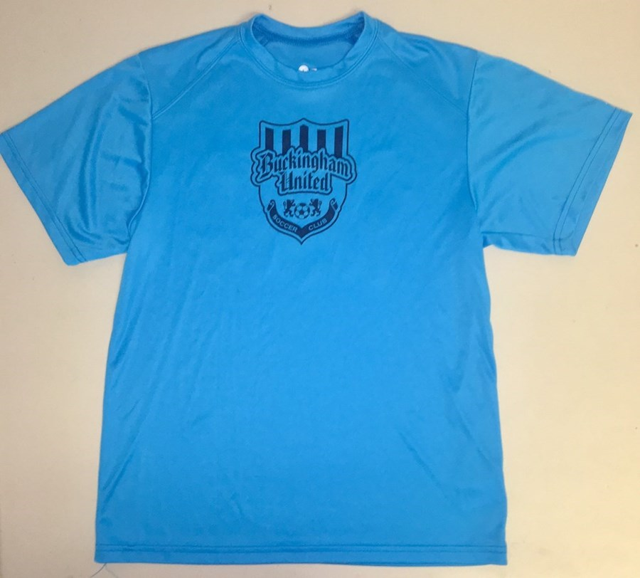 BUSC Dri Fit Training Jersey (Electric Blue)