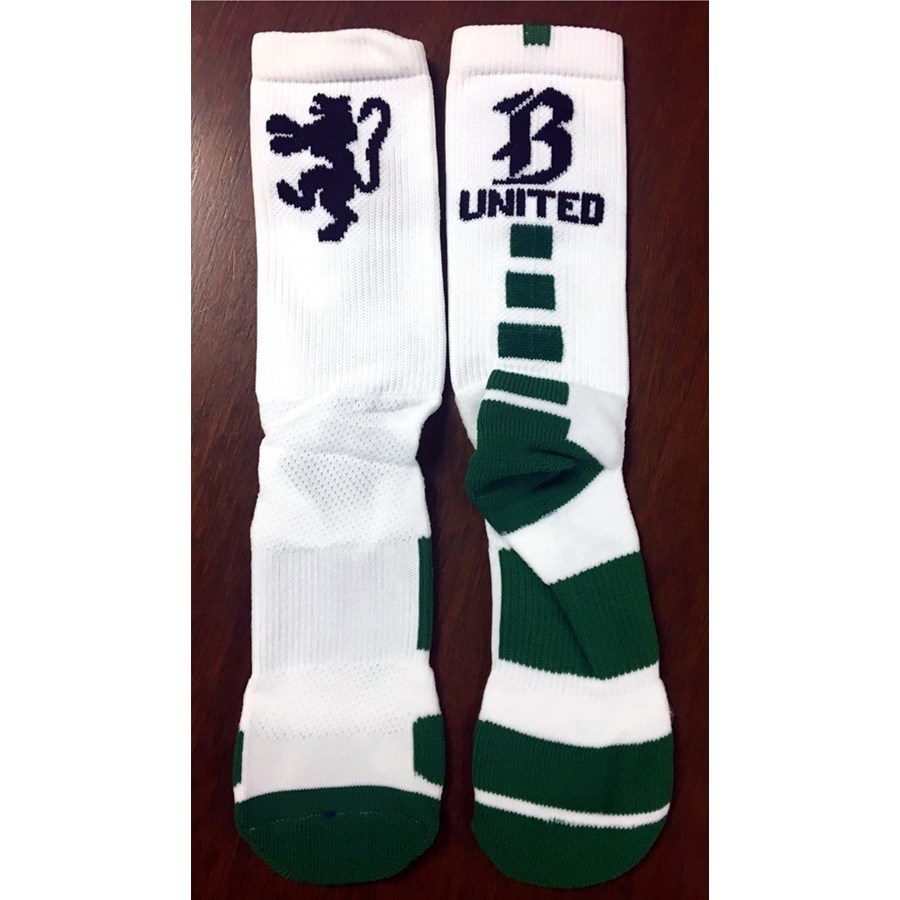 Featured Product - Buckingham United Crew Socks
