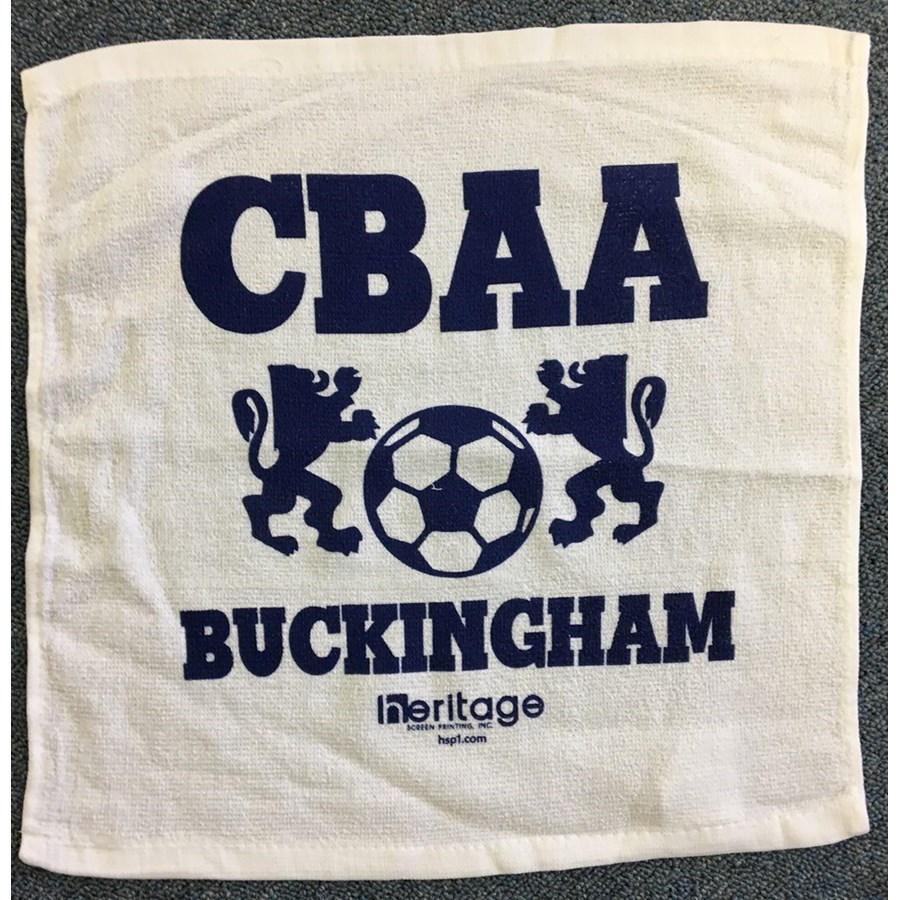 CBAA/BUSC Rally Towels