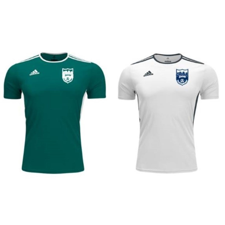 CBAA IM Soccer adidas Jerseys -- Full Set