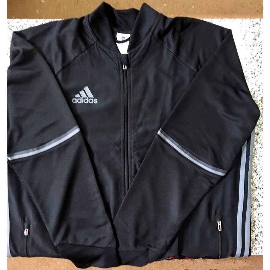Adidas Condivo 16 Training Jacket with BUSC or CBAA IM Soccer Logo
