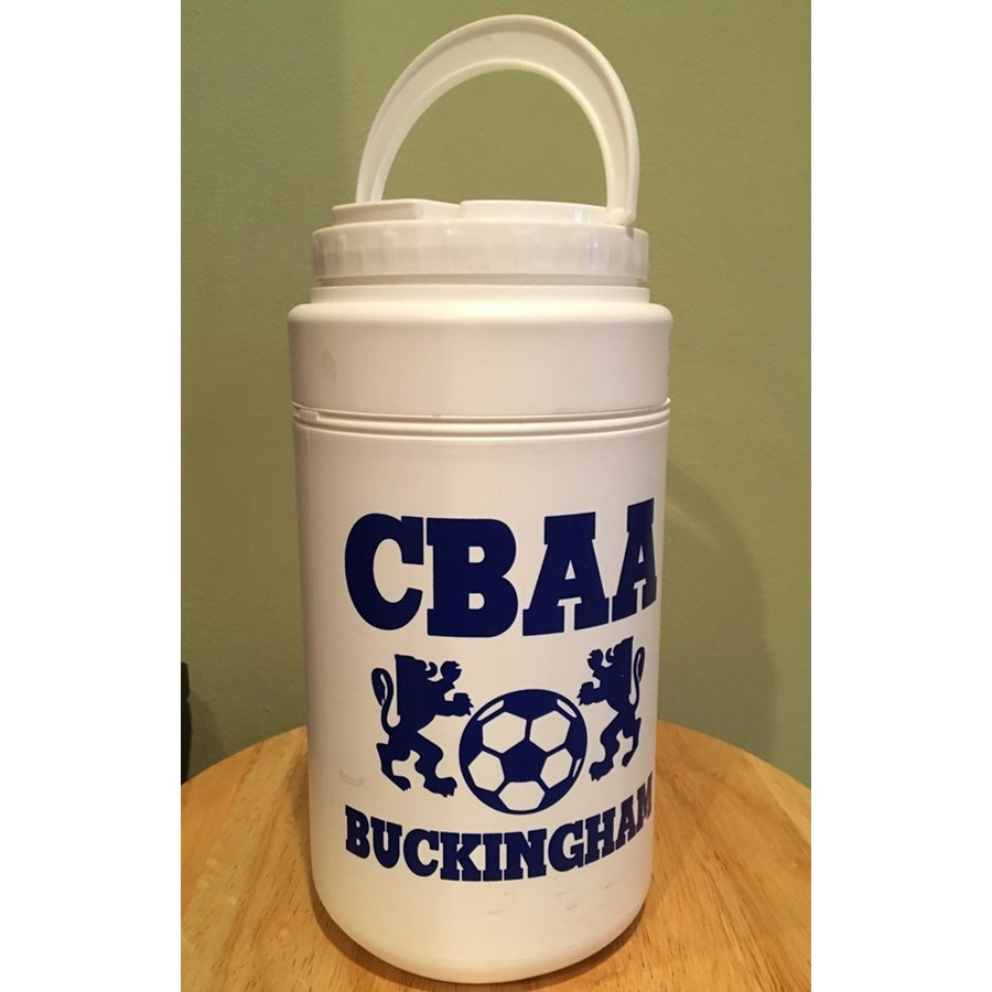 Buckingham CBAA Water Jug