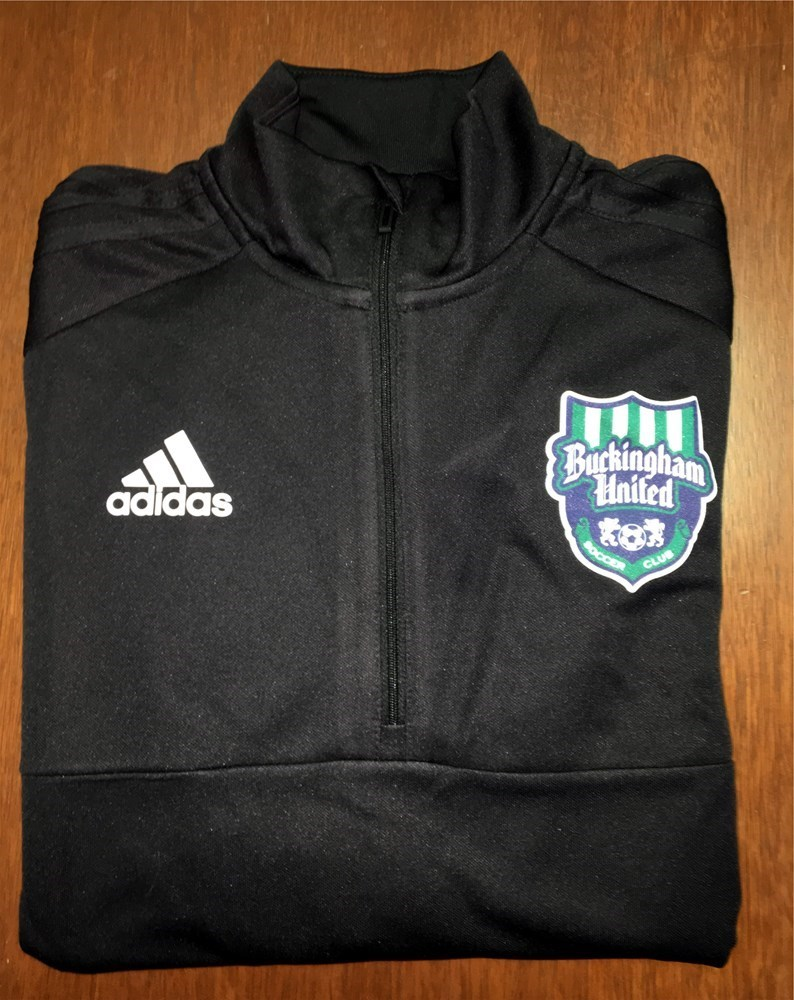 Adidas Condivo 18 Training Top 2 with BUSC or CBAA IM Soccer Logo
