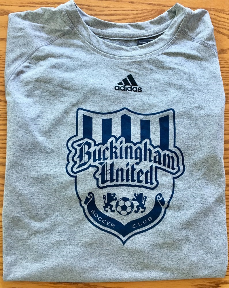 **NEW ITEM - BUSC 2018-2019 Training Shirt - Numbered